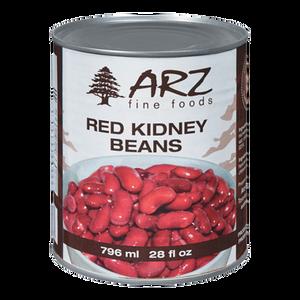 Red Kidney Beans (796 mL) - Arz