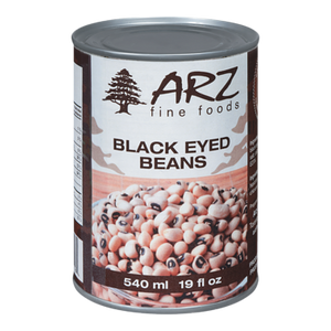 Black Eye Beans (540 mL) - Arz