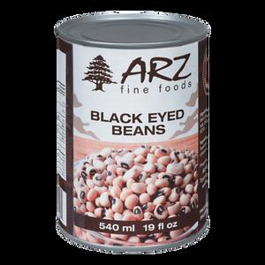 Black Eye Beans (540 mL) - Arz