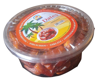 Tunisian Deglet Noor Pitted Dates 850 gr
