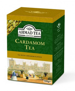 Black Tea with Cardamom  (500 gr) - Ahmad Tea