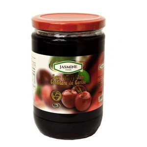 Sour Cherry Jam 770 gr - Jasmine