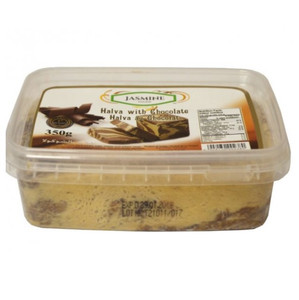 Halva with Chocolate  (350 g) - Jasmine