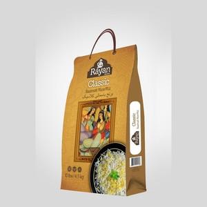 10 lb Premium Cassic Basmati Rice Aged - Rayan