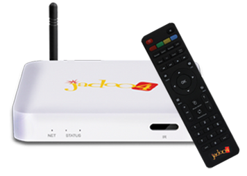 TV Box Jadoo 4 HD Quality