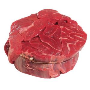 Boneless Beef shanks 1kg - Basha