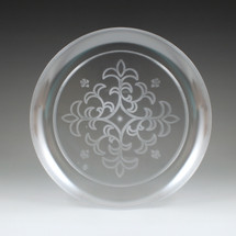 "6.25"" Sovereign Etched Plate"