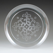 "7.25"" Sovereign Etched Plate"