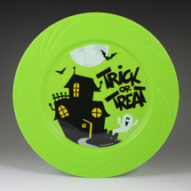 "9.5"" TruColor Halloween Plate"