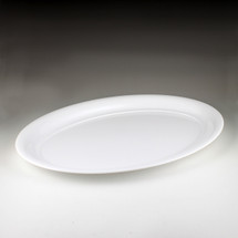 "14"" x 21"" Oval Catering Tray"