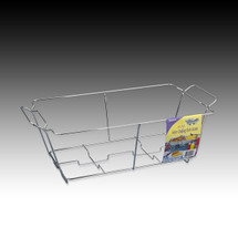 Full Size Wire Chafing Rack