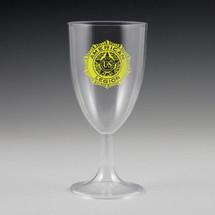 8 oz. Sovereign Wine Glass - Custom Printed