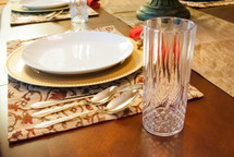 Crystal Effect Highball Glasses