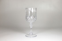 Crystal Effect Wine Glasses