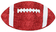Crimson and White Football 11""