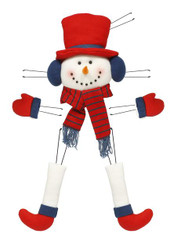 "5 Pc 31""H Snowman Decor Kit"