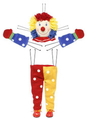 "4PC 36""H Clown /Decor Kit"
