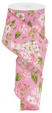 Floral -Rose/Pink