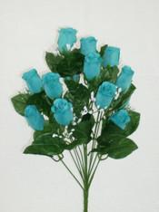 Color Fast Lillian Rose Bush-Aqua