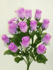 Color Fast Lillian Rose Bush - Lavender