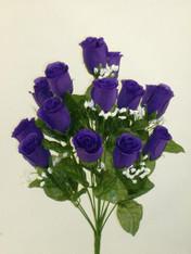 Color Fast Lillian Rose Bush - Purple