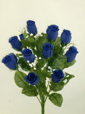 Color Fast Lillian Rose Bush - Royal Blue