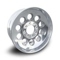 """Muret 75 Aluminum 19.5"""" x 7.5"""""""