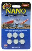 Zoo Med Nano Banquet Food Block Mini