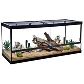 Repto Habitat 75 Gallon Deluxe with Sliding Doors