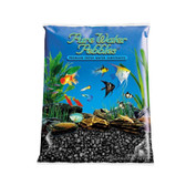 Pure Water Pebbles Premium Fresh Water Substrates Jet Black