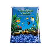 Pure Water Pebbles Premium Fresh Water Substrates Blue