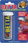 Betta Micro Floating Pellet Food 0.65 oz