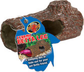 Sinking Betta Ceramic Log