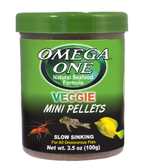 Omega One Veggie Mini Pellets