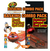 Basking Combo Pack 75 Watt
