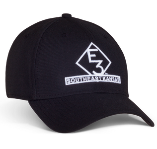E3 Southeast Kansas New Era Black Hat