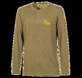 Henley Shirt, Wheat