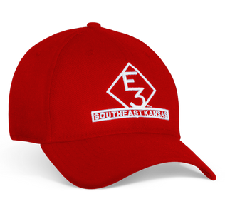 E3 Southeast Kansas New Era Red Hat