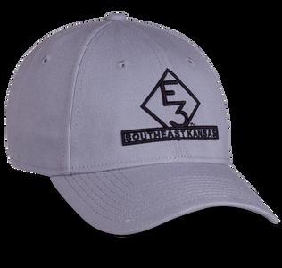 E3 Southeast Kansas New Era Gray Hat