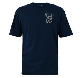 Buck Commander Ammo T-Shirt, Navy