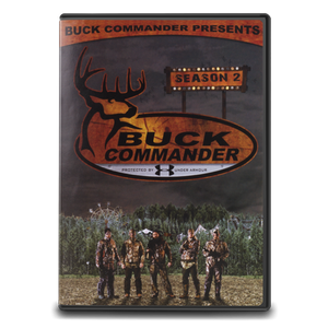 Buck Commander Protected by Under Armour Season 2 DVD