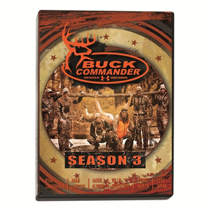 Buck Commander Protected by Under Armour Season 3 DVD