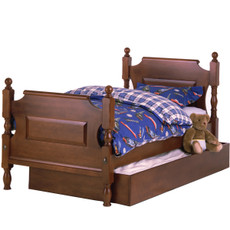 William Bed w/Trundle