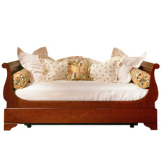 Sasha Cherry Daybed w/Trundle