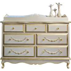 Belle Paris 7 Drawer Dresser