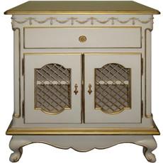 Belle Paris 2 Door Nightstand