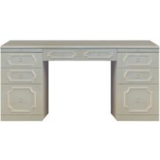 Regency Double Pedestal Desk