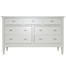 Swedish 7 Drawer Dresser