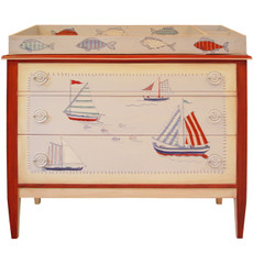 Sailboat Dresser/Changer