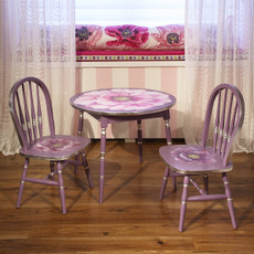 Dorothy's Table and Chairs